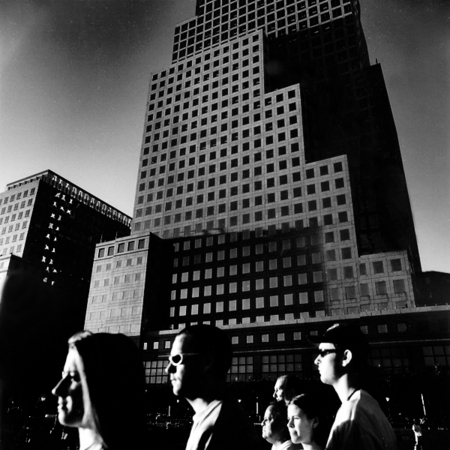 World Financial Center, NY, 1997 -- plate 06